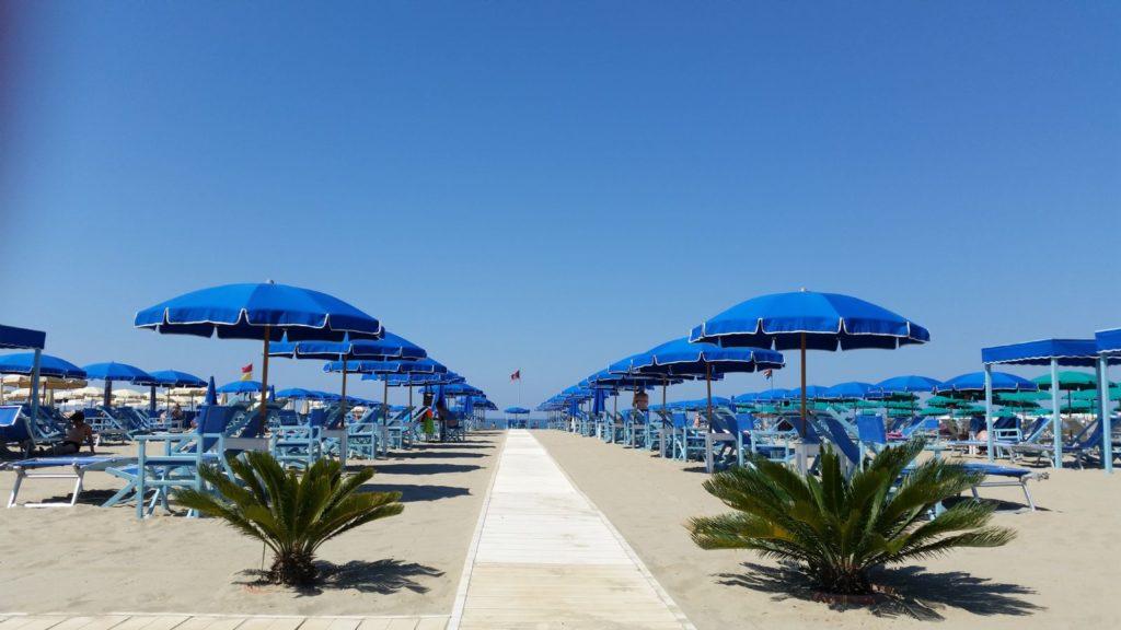 Stabilimento balneare – Mucci Hotel
